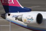 ゴンタさんが、小松空港で撮影したアイベックスエアラインズ CL-600-2C10 Regional Jet CRJ-702の航空フォト(写真)