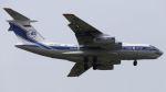 やまちゃんさんが、仁川国際空港で撮影したヴォルガ・ドニエプル航空 Il-76TDの航空フォト(飛行機 写真・画像)