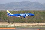 funi9280さんが、新千歳空港で撮影したフジドリームエアラインズ ERJ-170-200 (ERJ-175STD)の航空フォト(写真)