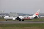 funi9280さんが、新千歳空港で撮影した日本航空 767-346の航空フォト(飛行機 写真・画像)
