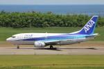 YASKYさんが、新潟空港で撮影したANAウイングス 737-54Kの航空フォト(写真)