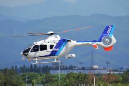 YASKYさんが、新潟空港で撮影したオールニッポンヘリコプター EC135T2の航空フォト(飛行機 写真・画像)