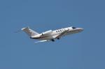 EC5Wさんが、中部国際空港で撮影した国土交通省 航空局 525C Citation CJ4の航空フォト(写真)