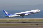 sky-spotterさんが、中部国際空港で撮影した全日空 767-381/ERの航空フォト(写真)