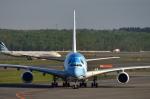 EC5Wさんが、新千歳空港で撮影した全日空 A380-841の航空フォト(写真)