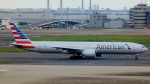 Bluewingさんが、羽田空港で撮影したアメリカン航空 777-323/ERの航空フォト(写真)