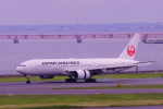 Faridさんが、羽田空港で撮影した日本航空 777-289の航空フォト(写真)