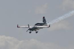 betaさんが、千葉県幕張海浜公園で撮影したエアクラフト・ギャランティ (AGC) Edge 540 V3の航空フォト(飛行機 写真・画像)