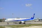 しかばねさんが、那覇空港で撮影した全日空 767-381/ERの航空フォト(写真)