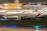 Cozy Gotoさんが、羽田空港で撮影したエミレーツ航空 777-31H/ERの航空フォト(写真)