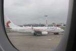みっしーさんが、シドニー国際空港で撮影したニューギニア航空 737-8BKの航空フォト(写真)