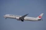 JA8037さんが、成田国際空港で撮影した日本航空 787-9の航空フォト(写真)