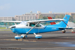 Chofu Spotter Ariaさんが、調布飛行場で撮影した日本個人所有 182R Skylane IIの航空フォト(飛行機 写真・画像)