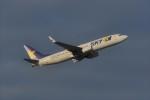 kumagorouさんが、那覇空港で撮影したスカイマーク 737-8ALの航空フォト(写真)