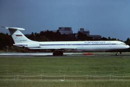tassさんが、成田国際空港で撮影したアエロフロート・ロシア航空 Il-62Mの航空フォト(写真)