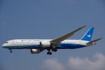 JA8037さんが、成田国際空港で撮影した厦門航空 787-9の航空フォト(写真)