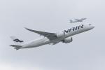 気分屋さんが、成田国際空港で撮影したフィンエアー A350-941の航空フォト(飛行機 写真・画像)