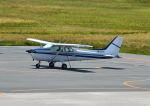 だだちゃ豆さんが、山形空港で撮影した日本個人所有 172P Skyhawkの航空フォト(写真)