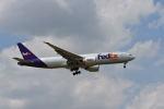 yotaさんが、成田国際空港で撮影したフェデックス・エクスプレス 777-FS2の航空フォト(写真)