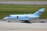 YASKYさんが、新潟空港で撮影した航空自衛隊 U-125A(Hawker 800)の航空フォト(写真)
