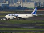 チャレンジャーさんが、羽田空港で撮影した全日空 777-F81の航空フォト(写真)
