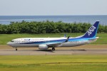 YASKYさんが、新潟空港で撮影した全日空 737-8ALの航空フォト(写真)