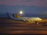 ukokkeiさんが、中部国際空港で撮影したカリッタ エア 747-4B5(BCF)の航空フォト(写真)