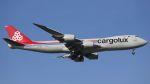 やまちゃんさんが、仁川国際空港で撮影したカーゴルクス 747-8R7F/SCDの航空フォト(写真)