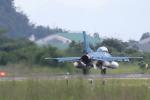 bakさんが、岐阜基地で撮影した航空自衛隊 F-2Bの航空フォト(写真)