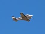 FT51ANさんが、仙台空港で撮影した航空大学校 Baron G58の航空フォト(飛行機 写真・画像)