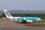 funi9280さんが、新千歳空港で撮影した全日空 A380-841の航空フォト(写真)
