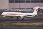 たかべえさんが、羽田空港で撮影したバーレーン王室航空 767-4FS/ERの航空フォト(写真)