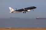 奈良ン児さんが、中部国際空港で撮影したスターフライヤー A320-214の航空フォト(写真)