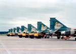 がいなやつさんが、築城基地で撮影した航空自衛隊 F-1の航空フォト(写真)