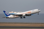 奈良ン児さんが、中部国際空港で撮影した全日空 767-381/ERの航空フォト(写真)