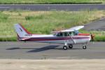 Gambardierさんが、岡南飛行場で撮影した第一航空 172P Skyhawk IIの航空フォト(写真)