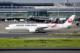 A350XWB-HNDさんが、羽田空港で撮影した日本航空 A350-941XWBの航空フォト(写真)