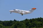 おっつんさんが、能登空港で撮影したwing spirits HA-420 HondaJetの航空フォト(飛行機 写真・画像)