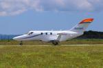 おっつんさんが、能登空港で撮影した不明 HA-420 HondaJetの航空フォト(飛行機 写真・画像)