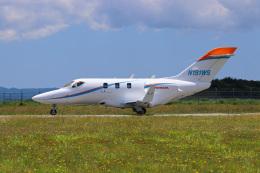 おっつんさんが、能登空港で撮影した不明 HA-420 HondaJetの航空フォト(写真)
