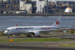 TAKA-Kさんが、羽田空港で撮影した日本航空 A350-941XWBの航空フォト(写真)