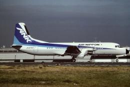tassさんが、羽田空港で撮影したエアーニッポン YS-11A-500の航空フォト(写真)