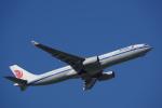 JA8037さんが、成田国際空港で撮影した中国国際航空 A330-343Xの航空フォト(写真)
