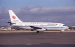 ハミングバードさんが、名古屋飛行場で撮影した中国国際航空 737-2T4/Advの航空フォト(写真)