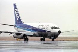 ハミングバードさんが、名古屋飛行場で撮影した全日空 737-281の航空フォト(飛行機 写真・画像)