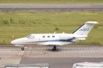 tamtam3839さんが、名古屋飛行場で撮影した日本個人所有 510 Citation Mustangの航空フォト(写真)