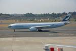 tsubameさんが、成田国際空港で撮影したキャセイパシフィック航空 A330-342の航空フォト(写真)