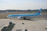 tsubameさんが、成田国際空港で撮影した大韓航空 777-2B5/ERの航空フォト(写真)