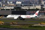 どらいすたーさんが、羽田空港で撮影した日本航空 A350-941XWBの航空フォト(写真)