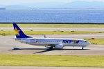 sky-spotterさんが、中部国際空港で撮影したスカイマーク 737-86Nの航空フォト(写真)